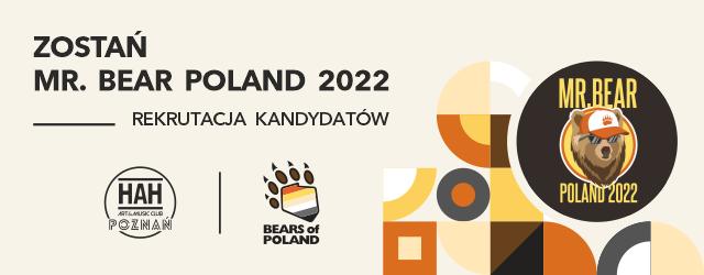 MR. Bear Poland 2022_baner_nabór_strona www